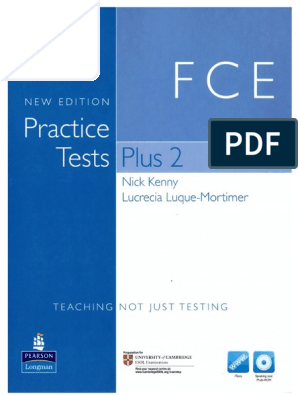 fce practice tests plus 2 new edition free download