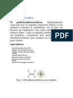 Plasticos Fluorados 1,2,3 e Introduccion.