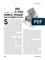 Catch more fish with this simple feeder...By .pdf