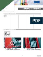 VOLVO TRUCKS Color Information