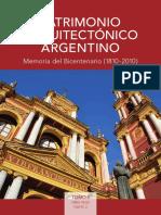 Petrina, Jorge (coord) Patrimonio Arquitectónico  Argentino - Parte II
