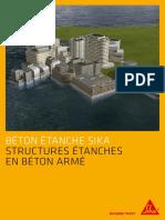 Fr Brochure Beton Etanche Sika