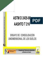 Consolidacion Unidimensional de los Suelos.pdf