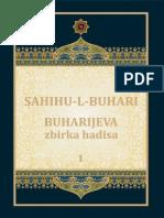 Buharijeva Zbirka (Tom 1 - 1.Dio)