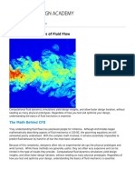 Autodesk University Workshop - Metrics and the Basics of Fluid Flow - 2015-04-06