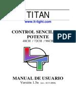 Manual Titan150 ES