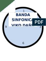 Reloj Viko Dañu´u