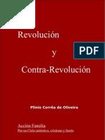 REVOLUCION Y CONTRAREVOLUCION