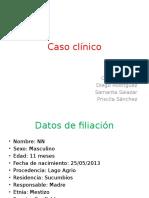 Caso Clinico Max