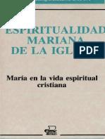 Esquerda Bifet, Juan - Espiritualidad Mariana de La Iglesia