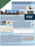 Micromamiferos y Paleoambientes Del Holoceno Tardio en Cueva Galpón (Póster)