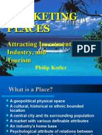 Ppt. Marketing Places - Philip Kotler