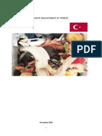 Turkey MSW Management Report