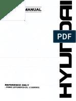 Isuzu Trooper Engine 4jg2 Service Manual