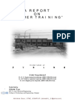 Training Report on 220 to 132KV Substation