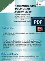 Trom Bo Embolism o Pulmon Ar