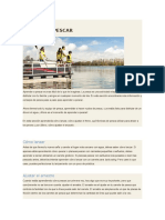 Aprende a Pescar en Agu Dulce y Salada