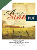 A Saga de Uma Sinha (Psicografia Maria Nazareth Doria - Espirito Luis Fernando)
