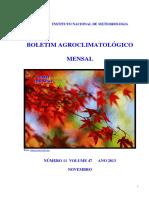 Boletim-Agro Mensal 201311