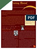 Christian Revival Newsletter Apr/Jun 2017