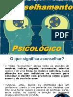 Aconselhamento Psicologico