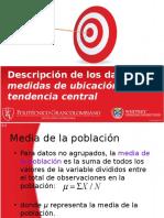 SEMANA 2.1 MEDIDAS DE TENDENCIA CENTRAL.ppsx