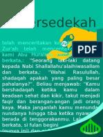 Poster Sedekah
