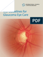Glaucoma Guidelines