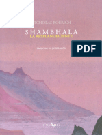 Shambala - Nicholas Roerich (Espanhol)