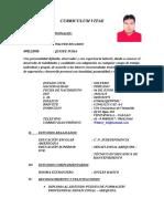 Curriculum Walter16R