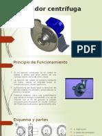ventilador centrifuga