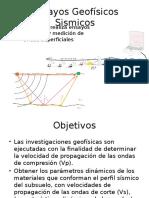 Ensayos Geofísicos en Mineria