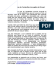 Recogida de firmas contra el Toro Alanceado de Tordesillas