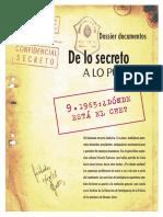 Dossier Secreto - De lo secreto a lo publico- Donde està el Chè-- Patricia Funes.pdf