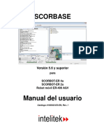 Scorbase Robocell Manual