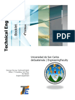 Booklet TE1 1