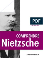 Comprendre Nietzsche - Jean Lefranc