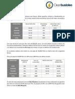 Reporte Cleanbustoleo Cac 03