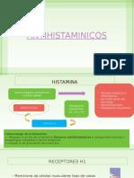 Urticaria y Antihistaminicos