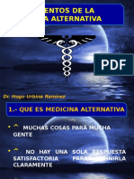Fundamentos de La Medicina Alternativa