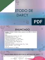 Metodo de Darcy Nuevo