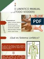 Drenaje Linfatico Manual Metodo Vodder