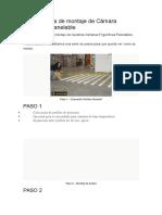 Instrucciones de Montaje de Cámara Frigorífica Panelable