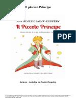 Scaricare Libri Il Piccolo Principe Da Antoine de Saint-Exupéry PDF EPub Mobi