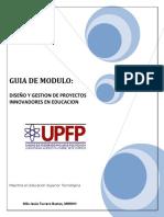 Guia Del Modulo Diseno y Gestion de Programas Educativos Innovadores 2