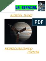 Cap. Espacial Nº 31-Mision Juno