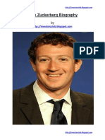 Mark Zuckerberg Biography.pdf