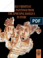 Early Christian Wall Paintings from the Episcopal Basilica in Stobi