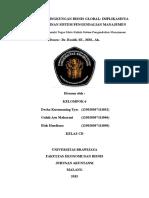 266434405 Perubahan Lingkungan Bisnis Global Doc