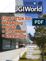 AUGIWorld July 2015 Issue